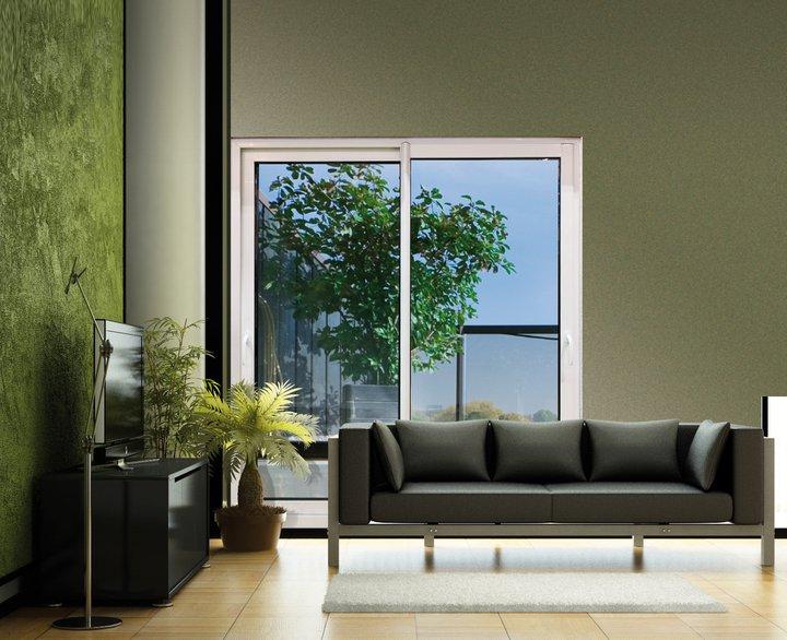 les fen tres et portes fen tres. Black Bedroom Furniture Sets. Home Design Ideas